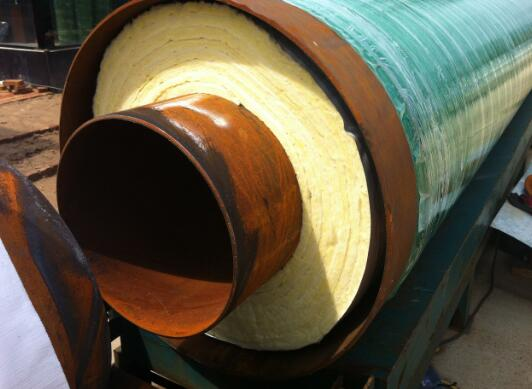 最近钢套钢保温管厂又提升了自己的焊接技术