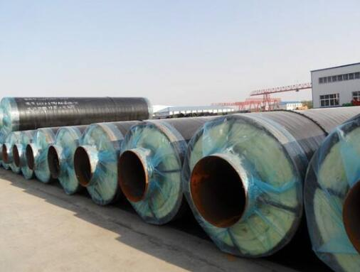 鋼套鋼保溫管市場交投氛圍更顯清淡