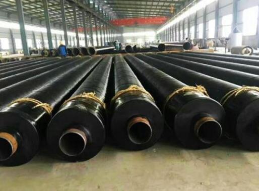 鋼套鋼直埋保溫鋼管繼續下行趨勢被遏制